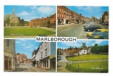 Marlborough, Wiltshire Unused Postcard 22N