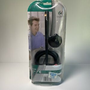 Logitech Desktop Microphone 600 Black Skype Certified 3.5mm