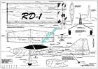Profile Plans: RD-1 Stunt Trainer by Bob Hunt