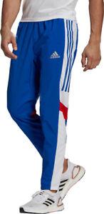 adidas Own The Run Mens Running Track Pants - Blue
