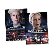 Janet King: Australian TV Series Complete Seasons 1 & 2 Box / DVD Set(s) NEW!