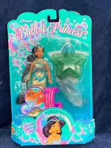 "Disney's Bubble Princess Collection- JASMINE 6"" Doll Mattel 1995 Rare Vintage"
