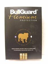 BullGuard   BG1356,  Premium Protection Software, UPC #812878011534,  LOT OF 5