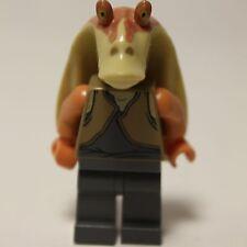 Lego Star Wars JAR JAR BINKS 9499 7929 minifig minifigure