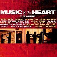 Music of the Heart (1999) 'N Sync & Gloria Estefan, Jennifer Lopez, Aaliy.. [CD]