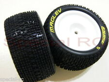 Louise RC 1/10 Buggy Tire Meglev Rear Soft (+ black inserts) #L-T3176SI