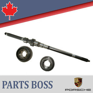 Porsche 911 Turbo/GT2 2001-2005 Primary Shaft and 1ST/2ND Gear Set 99630290150