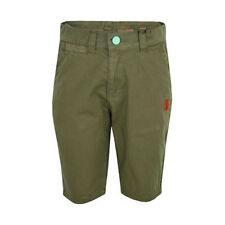 Shorts e bermuda verde per bambini dai 2 ai 16 anni