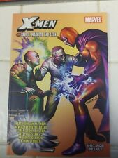 X-Men MARVEL XAVIER, MAGENTO AND STAN COMIC