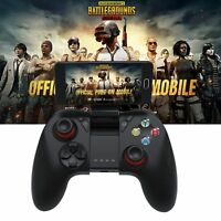 For PUBG Mobile SC-B04 Bluetooth Gamepad Wireless Game Remote Controller Holder