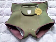 New XL Hunting Kobuk Olive Green Hook Loop Dog Neoprene Vest Jacket 1 Pocket