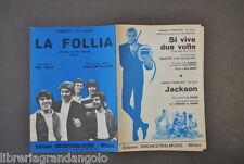 Musica Leggera Pop Nancy Sinatra Si Vive Due Volte James Bond 007 Ribelli 1967