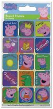Paper Projects Peppa Pig Well Done Fun Foiled 15 x Re-usable Reward Stickers