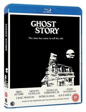 Ghost Story  (1981)    (Blu Ray)    Brand New & Sealed