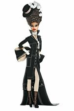 PEPPER Byron Lars Barbie Doll Chapeaux Collection New Factory Shipper Gold Label