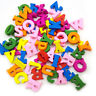 EB_ Alphabet Wooden Letters Jigsaw Learning Educational Puzzle Children Kids Toy