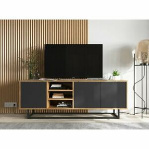 Creeve TV Stand 150 cm Wide TV Stand TV Unit Media Console for TVs up to 65 inch