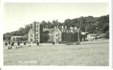 ST AUDRIES SCHOOL WEST QUANTOXHEAD 1970 HH HOLE REAL PHOTO POSTCARD