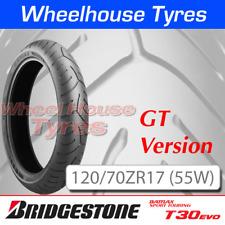 Bridgestone Battlax T30 EVO GT Front 120/70ZR17 (58W) T/L
