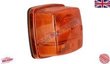 John Deere 2030 AND 2040  FRONT PARKING LAMP Orange Amber Quality