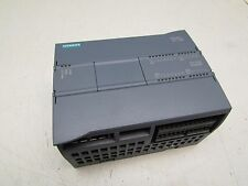 SIEMENS SIMATIC S7-1200 CPU 1215C DC/DC/RLY 6ES7215-1HG40-0XB0 XLNT USED M/OFFER