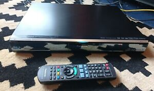 Panasonic DMR-BS750 Blu-Ray Disc Recorder 250GB HDD Freesat+ HD Twin Tuner~GWO