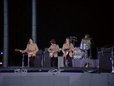 "The Beatles at Shea Stadium 14 x 11"" Photo Print"