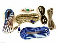 8 Gauge Amp Kit 1000 Watt Amplifier Install Wiring Complete 8 Ga Wire