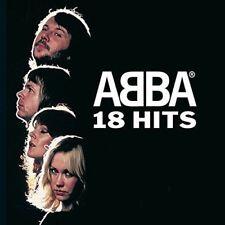 Abba - 18 Hits - CD Album Damaged Case