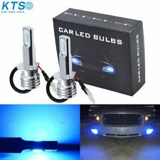 H1 LED Headlights Bulb Kit High/Low Beam 35W 4000LM 8000K Ice Blue US