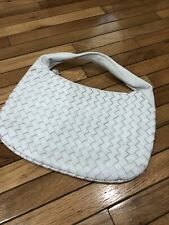 FALOR MADE IN ITALY WHITE LEATHER W