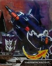 New Takara Tomy TRANSFORMERS Animated TA-24 Thundercracker PRE-PAINTED