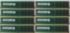 48GB (12x4GB)RAM for DELL/HP/IBM Servers-Samsung DDR2, 2Rx4 PC2-5300P-555 667MHz