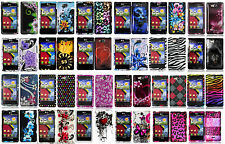 Protector Faceplate Hard Cover Case for LG Optimus Exceed VS840PP VS840 Phone