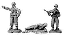 CP Models XM02 20mm Diecast WWII Italian 43-45 Decima Mas Officer, NCO &Radioman