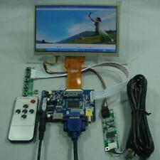 HDMI VGA 2AV Driver Board 7inch 800x480 AT070TN93 EJ070NA-03A lcd touch panel
