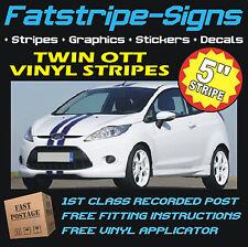 Ford Fiesta Mk7 Car Vinyl Graphics Decals Viper Racing St Stripes Ott Stickers D