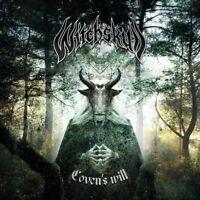 WITCHSKULL - COVEN'S WILL (VINYL)   VINYL LP NEW+