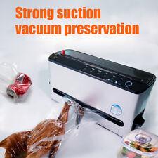 Automatic Electric Vacuum Sealing Food Bag Sealer Machine Packing Storage 220V