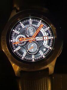 Samsung Galaxy Watch R800 Bluetooth 46mm (Unlocked)-Smartwatch-Silver