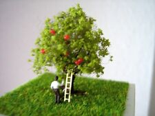 (DK2) diorama fruit harvesting Scale Gauge Z (1:220)