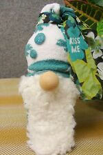 Gnome Irish Handmade 10 Inches One of A Kind