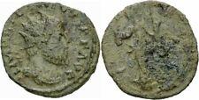 Tetricus I Antoninian PAX AVG Pax Zepter Zweig Imperium Galliarum Vgl. RIC 100