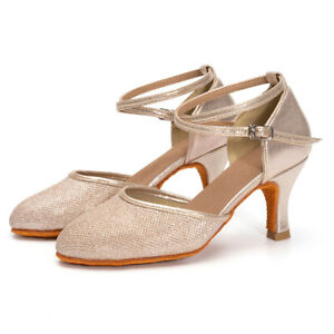 NewArrival Ballroom/Tango/Latin Dance Dancing Shoes For Women Girls Heeled Salsa