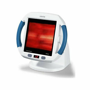 Sanitas SIL 45 Infrarot-Wärmestrahler Infrarotlampe Wärmelampe Rotlicht