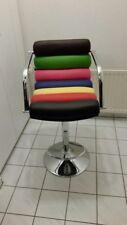 Barhocker Barstuhl Bar Stuhl 2er Set Designstuhl, höhenverstellbar, wie neu