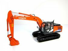 New! Hitachi Construction Excavator ZH200-5B HYBRID model 1/50 f/s from Japan