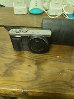 Panasonic Lumix DMC-ZS60 18.0MP 4K Point & Shoot Digital Camera Silver -Grade A