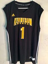 Adidas NCAA Jersey Kennesaw State Owls #1 Black sz M