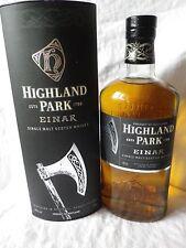 Highland Park Einar  Single Malt Scotch Whisky 40% 1 Liter mit Dose
